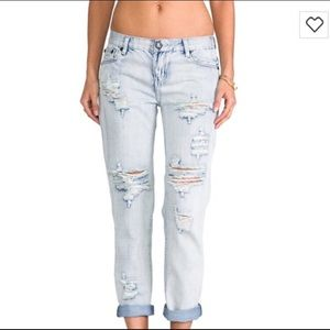 One Teaspoon Awesome baggy jeans size 25